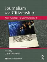 Journalism and Citizenship PDF