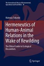 Hermeneutics of Human Animal Relations in the Wake of Rewilding PDF