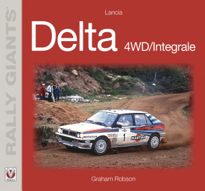 Lancia Delta 4X4 Integrale