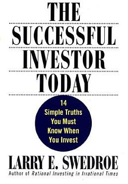 The Successful Investor Today PDF