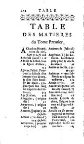 Histoire du ciel considéré selon les idées des poëtes, des philosophes, et de Moïse: Volume1