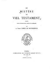 Le mistére du Viel Testament: Volume10