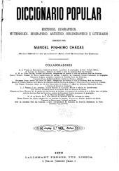 Diccionario popular
