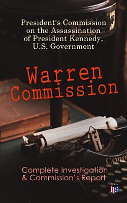 Warren Commission  Complete Investigation   Commission s Report PDF