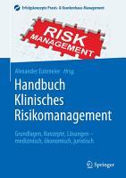 Handbuch Klinisches Risikomanagement PDF