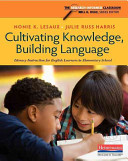 Cultivating Knowledge  Building Language