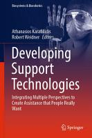 Developing Support Technologies PDF