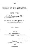 The Mission of the Comforter PDF