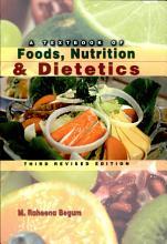 A Textbook of Foods  Nutrition   Dietetics PDF