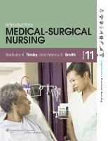 Introductory Medical Surgical Nursing PDF