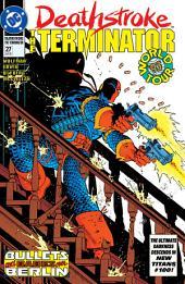 Deathstroke (1994-) #27
