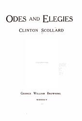 Odes and Elegies