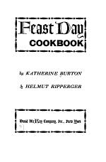Feast Day Cookbook