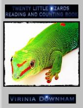 Twenty Little Lizards Reading and Counting Book