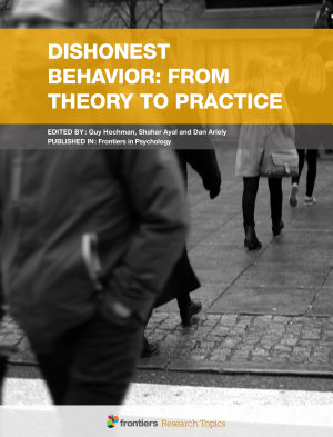 Dishonest Behavior: From Theory to Practice