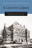 A Lincoln Legacy PDF