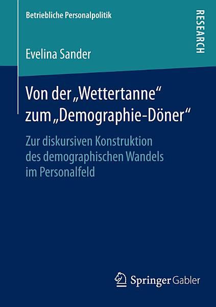Von Der Wettertanne Zum Demographie Doner