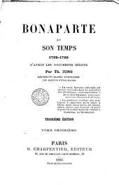 Bonaparte et son temps, 1769-1799: Volume3