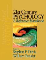 21st Century Psychology: A Reference Handbook