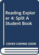 Reading Explorer 4  Split a Student Book