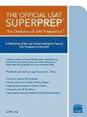 The Official LSAT SuperPrep Book
