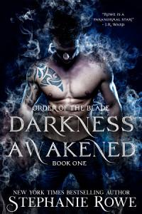 Darkness Awakened  Order of the Blade  Book