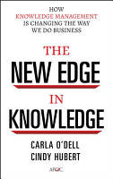 The New Edge in Knowledge PDF