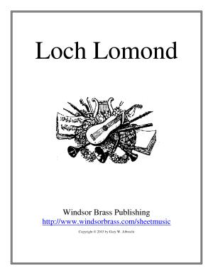 Loch Lomond PDF