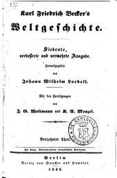 Weltgeschichte: Geschichte unserer Zeit seit dem Tode Friedrichs des Zweiten : Theil 2, Band 13