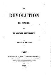 La révolution de Février
