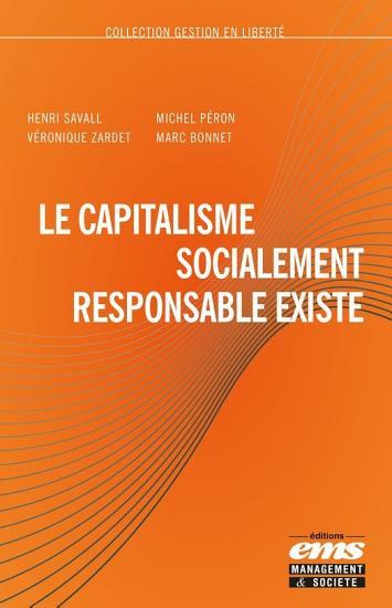 Le capitalisme socialement responsable existe PDF