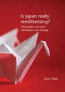Is Japan Really Remilitarising  PDF