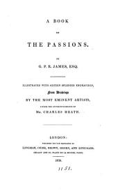 A book of the passions