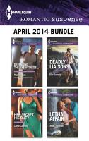 Harlequin Romantic Suspense April 2014 Bundle PDF
