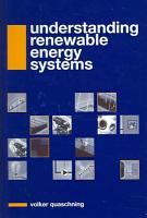 Understanding Renewable Energy Systems PDF