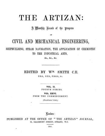 The Artizan PDF