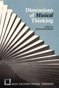 Dimensions of Musical Thinking Book