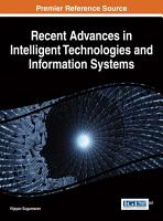 Recent Advances in Intelligent Technologies and Information Systems PDF
