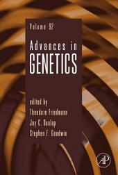 Advances in Genetics: Volume 92