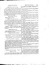 Dictionnaire des jeux familiers, ou des amusemens de société: faisant suite au dictionnaire des jeux, annexé au tome III des mathématiques