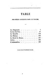 Théàtre complet de M. Eugène Scribe: Volume23