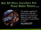 Not all alien invaders are from outer space: Issues 1-16