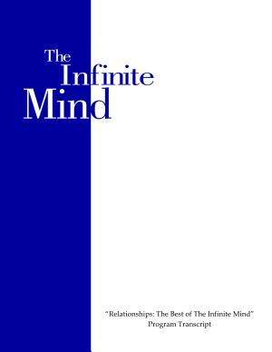 Relationships  The Best of the Infinite Mind PDF