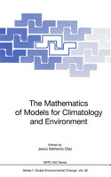 The Mathematics of Models for Climatology and Environment PDF