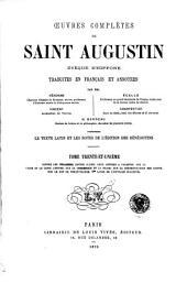 Œuvres complètes de Saint Augustin: Volume31
