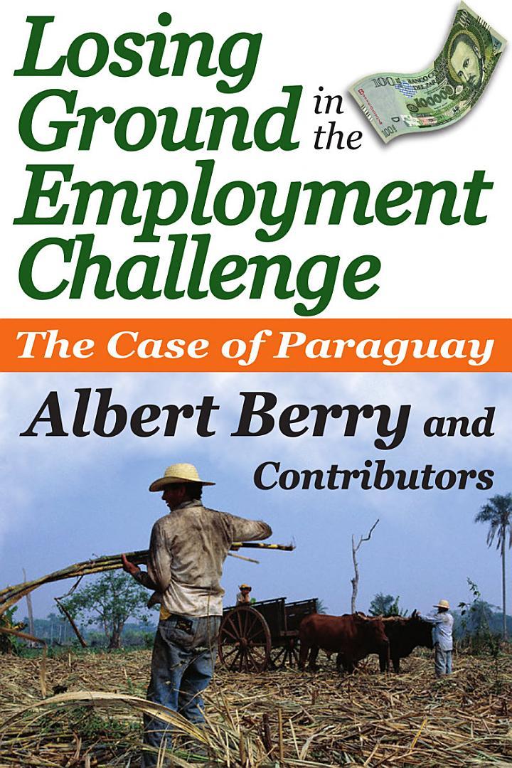 Losing Ground in the Employment Challenge