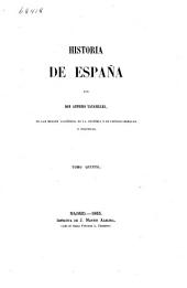 Historia de España: Volumen 5
