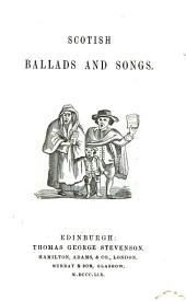 Scotish Ballads and Songs