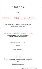 History of the United Netherlands: 1586-89