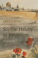 Sophie Halaby in Jerusalem PDF